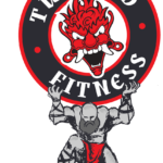 Twisted Fitness Gym Strongman Logo Madison